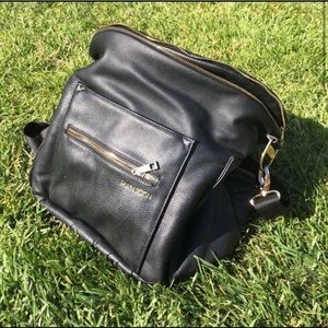 Dawn design backpack/purse/diaper bag